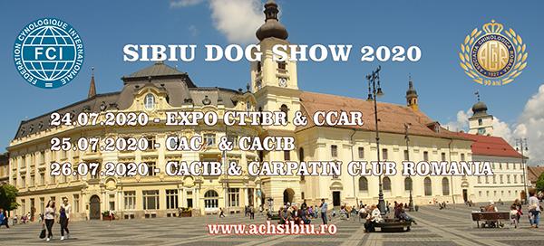 Expoziție de Club și Examen de selecție – Carpatin Club România – Sibiu 26-Iulie-2020
